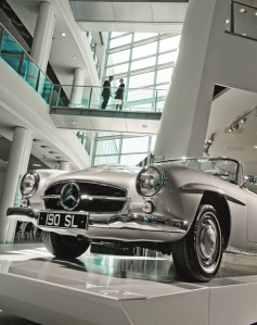 1505_Mercedes Benz World_classic car